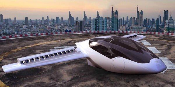 Lilium-air-taxis