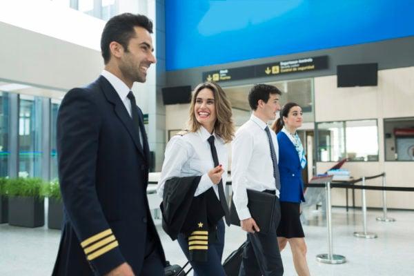 Flight-crew
